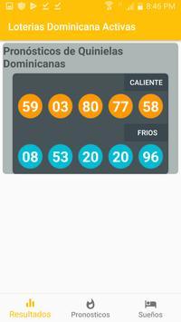 Loterías Dominicanas Activa screenshot 2
