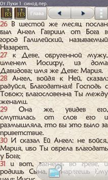Библия screenshot 2