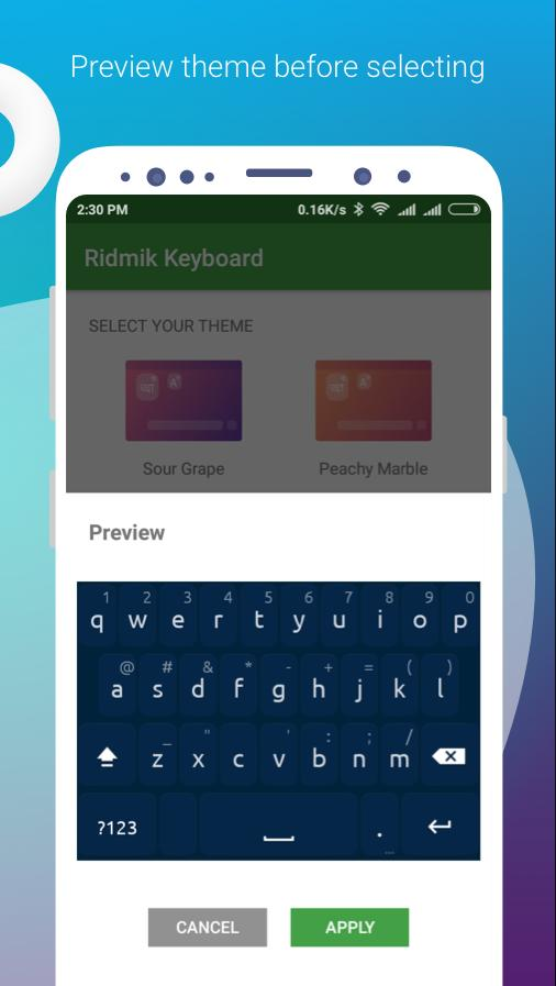 Ridmik Classic Keyboard for Android - APK Download