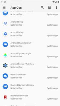 App Ops capture d'écran 1