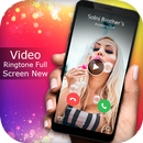 Video Ringtone Full Screen New APK Android