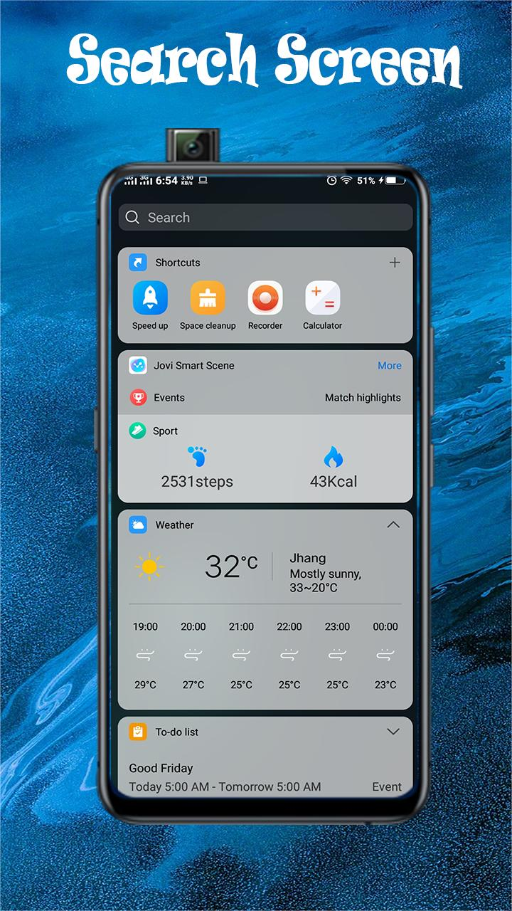 Realme X Launcher and themes for Android - APK Download