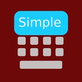 Simple Keyboard आइकन
