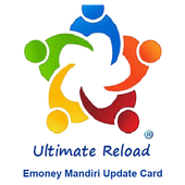 Ultima Emoney Mandiri Update Card icon