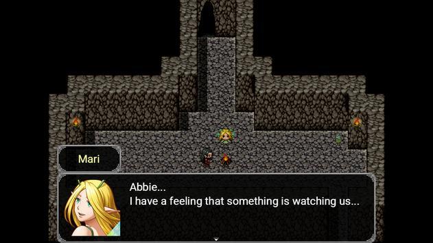 The Black Dungeon RPG screenshot 5