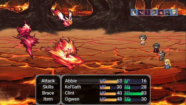 The Black Dungeon RPG screenshot 1