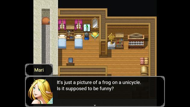 The Black Dungeon RPG screenshot 2