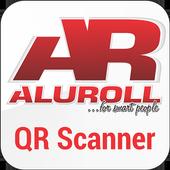 Aluroll QR Scanner icon