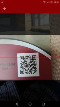 Aluroll QR Scanner screenshot 1