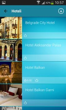 Belgrade Info Guide screenshot 3