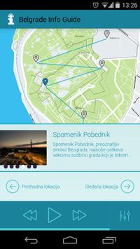 Belgrade Info Guide screenshot 4