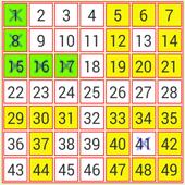 Lotto 6/49 icon