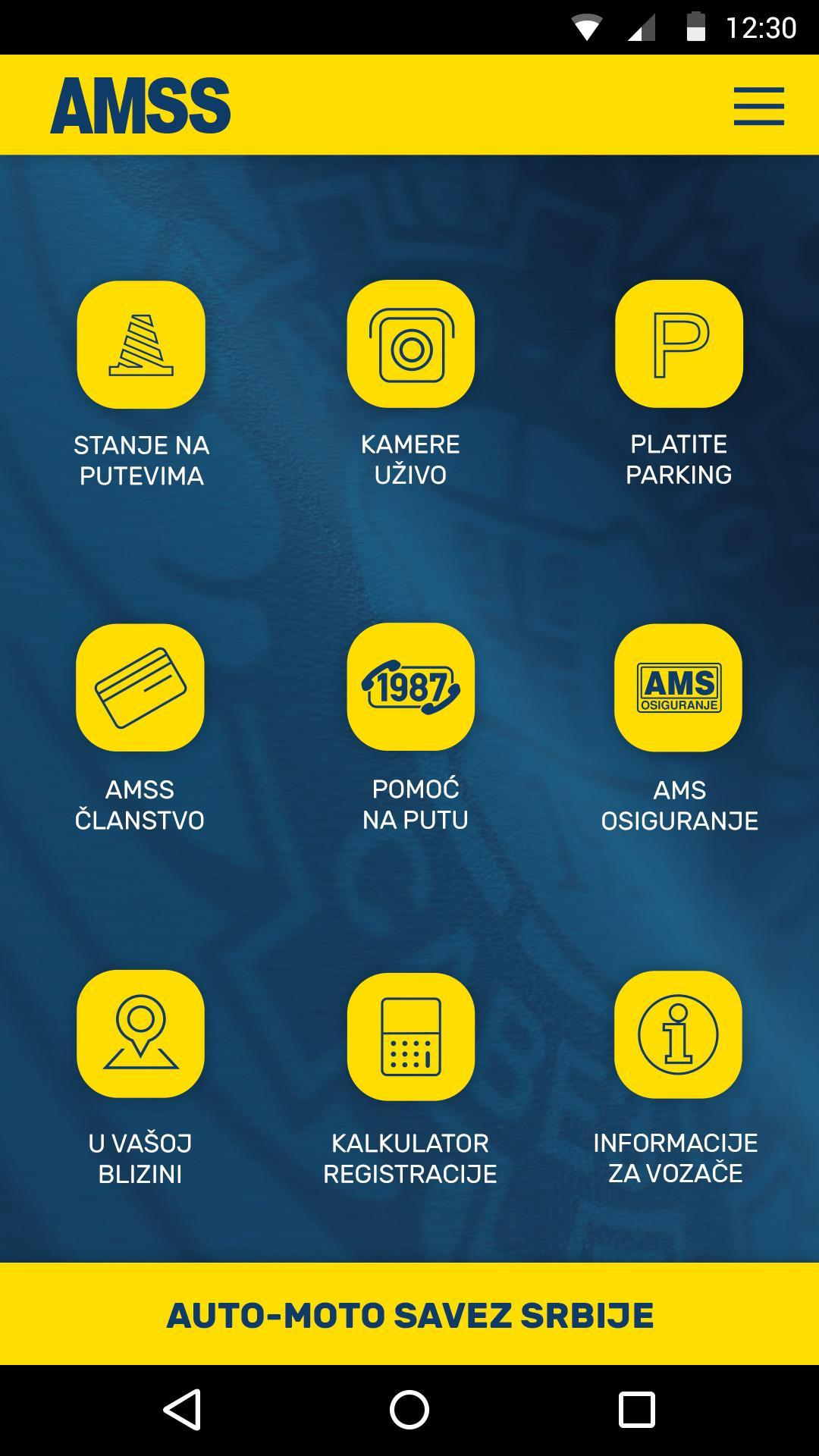 Auto Moto Savez Srbije Fur Android Apk Herunterladen