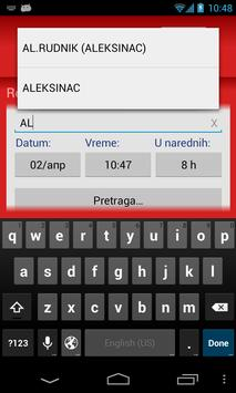 Niš-ekspres screenshot 3