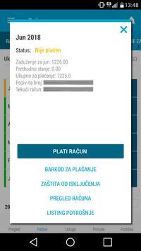 Moj Telenor screenshot 4