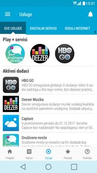 Moj Telenor screenshot 6