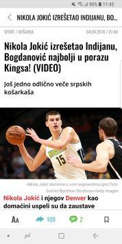 Telegraf Najnovije Vesti screenshot 2