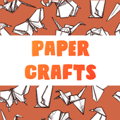 Learn Paper Crafts & DIY Arts icon