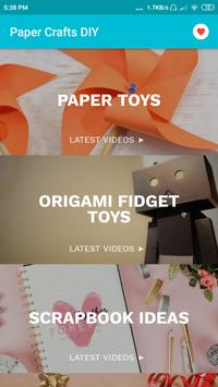 Learn Paper Crafts & DIY Arts poster