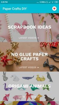 Learn Paper Crafts & DIY Arts screenshot 1
