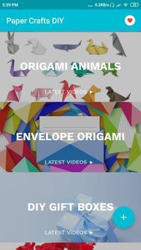 Learn Paper Crafts & DIY Arts screenshot 2