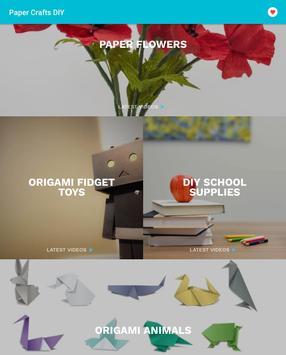 Learn Paper Crafts & DIY Arts screenshot 8