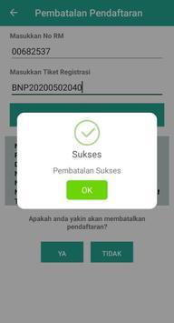 Pendaftaran Online RSUD Purbalingga screenshot 6