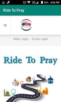 Ride To Pray poster