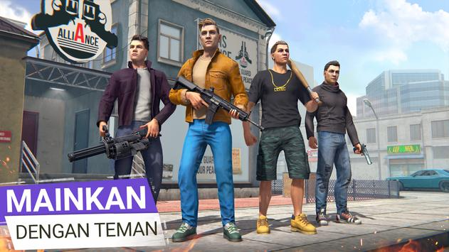 Grand Criminal Online screenshot 1