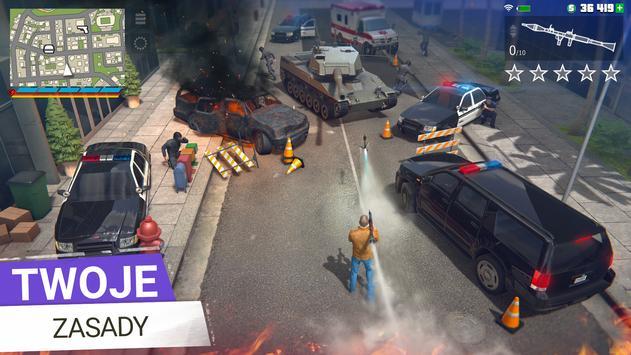 Grand Criminal Online screenshot 3
