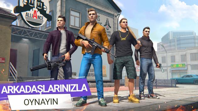 Grand Criminal Online Ekran Görüntüsü 1