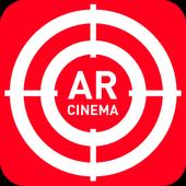 AR Cinema – игра с дополненной реальностью icon