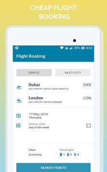 Cheap Flights screenshot 10