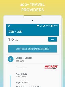 Cheap Flights screenshot 7