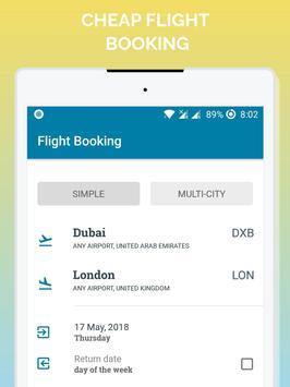 Cheap Flights screenshot 5