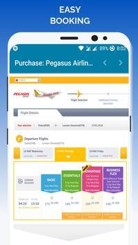 Flight deals - Cheap Airline Tickets screenshot 4
