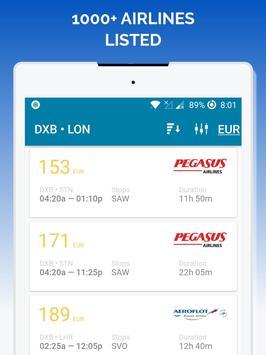 Flight deals - Cheap Airline Tickets screenshot 6