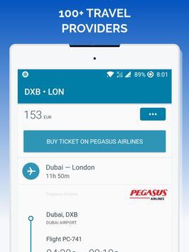 Flight deals - Cheap Airline Tickets screenshot 7