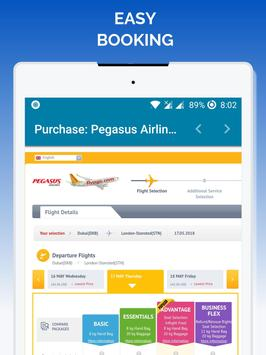 Flight deals - Cheap Airline Tickets screenshot 9