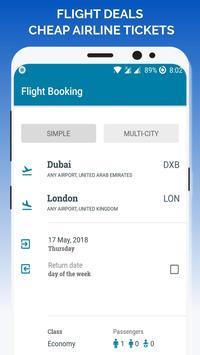 Flight deals - Cheap Airline Tickets poster