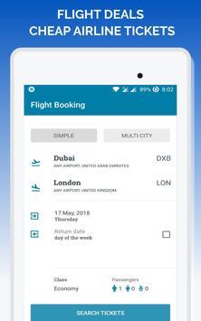Flight deals - Cheap Airline Tickets screenshot 10