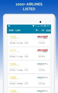 Flight deals - Cheap Airline Tickets screenshot 11
