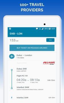 Flight deals - Cheap Airline Tickets screenshot 12
