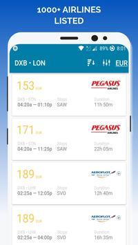 Flight deals - Cheap Airline Tickets screenshot 1