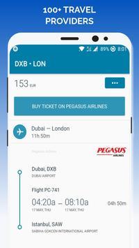 Flight deals - Cheap Airline Tickets screenshot 2