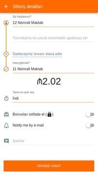 Taksi Naxcivan screenshot 1
