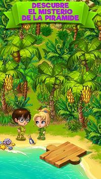 Island Experiment captura de pantalla 3