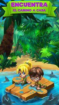 Island Experiment captura de pantalla 2