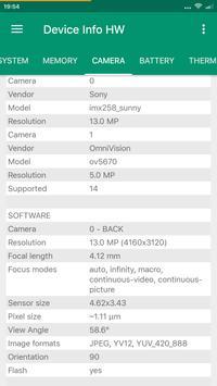 Device Info HW screenshot 6