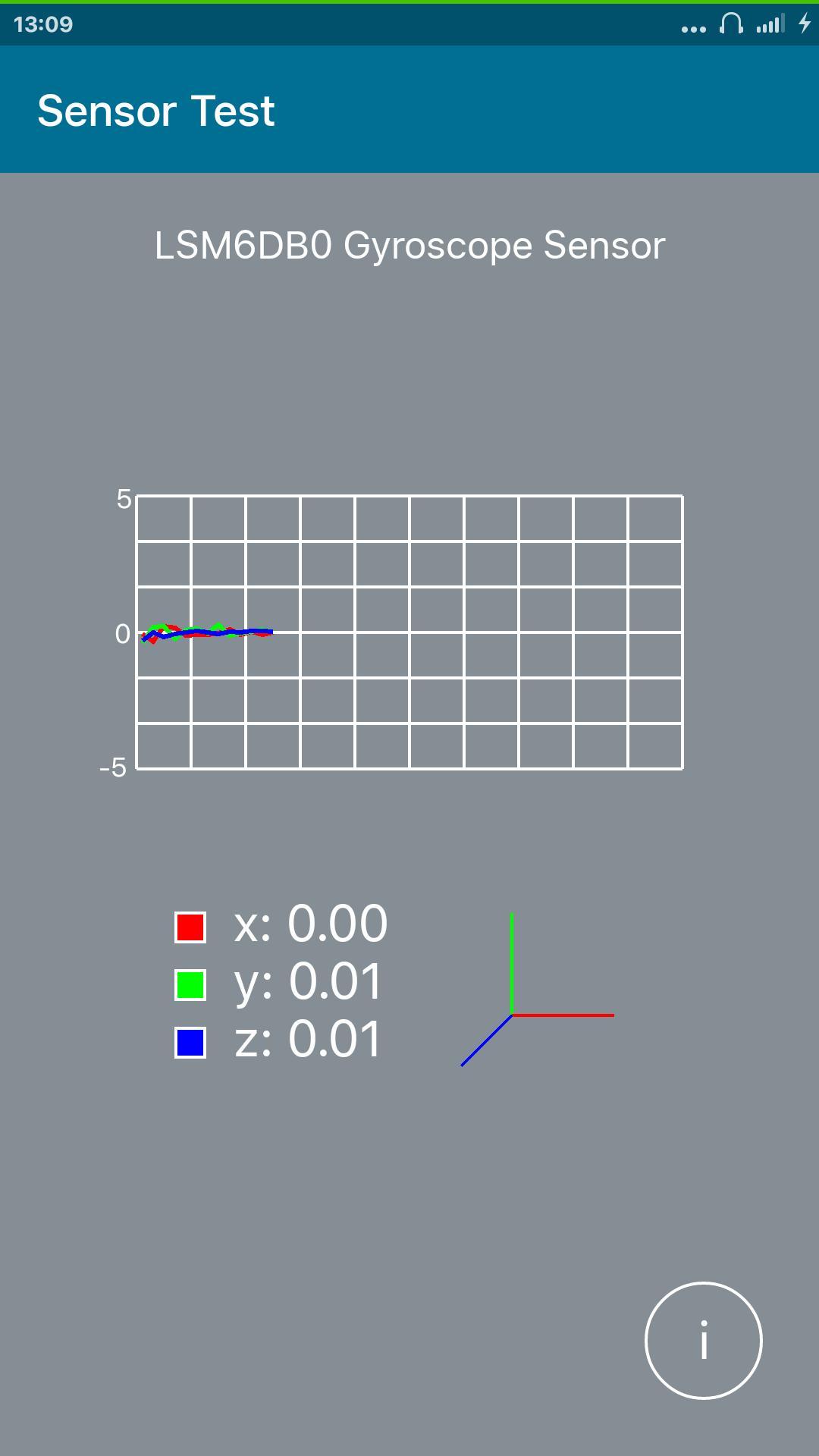 Sensor Test for Android - APK Download